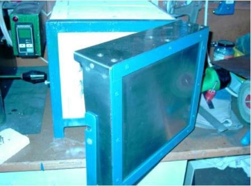 刀匠的热处理电路制作方法