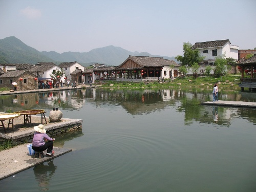 富阳游记(一)探访龙门古镇 - yuleiblog - 俞雷的博客