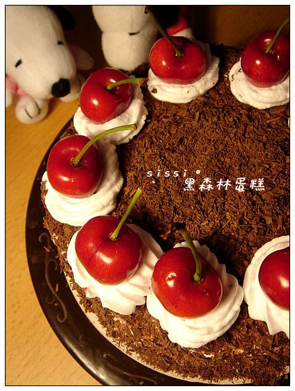 做蛋糕,吃蛋糕,顺便也看看可爱蛋糕的来历吧.