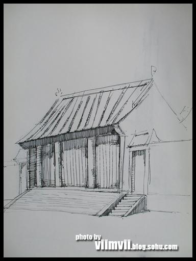 建筑学手绘入门