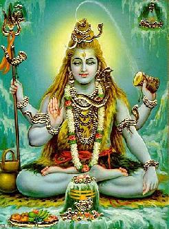 [转载]物质世界诸神介绍---------希瓦(shiva)