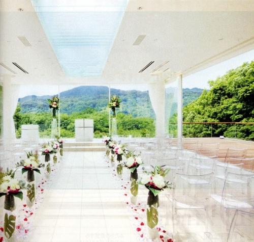 日本结婚的礼堂