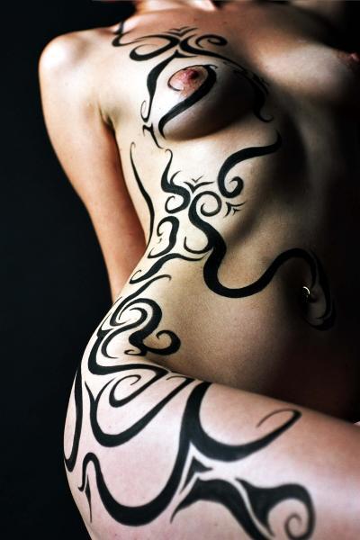 纹身也是一种文化-白山黑水间-搜狐博客图片