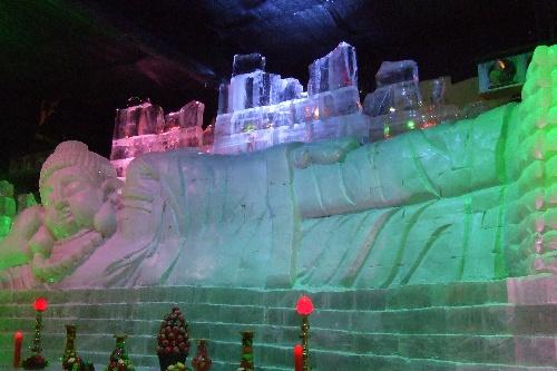 美丽哈尔滨,美丽太阳岛,美丽冰雪雕.