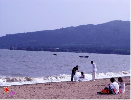 婚纱摄影(兴城海滨浴场)