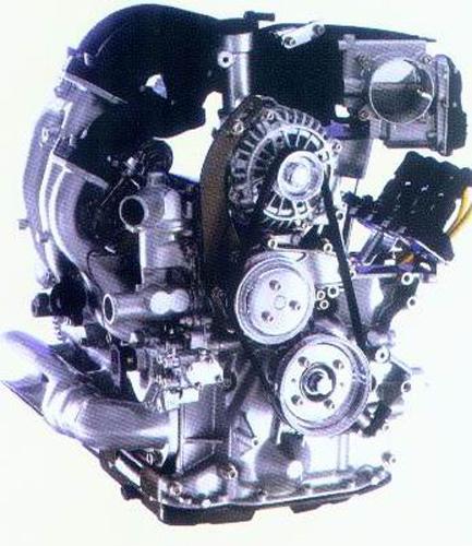 马6发动机电路图
