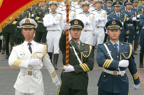 军官夏常服_解放军全系列07式军服-平安守护-搜狐博客