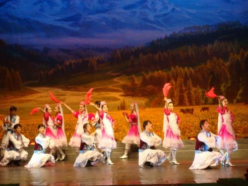 各民族舞蹈,有塔塔尔族