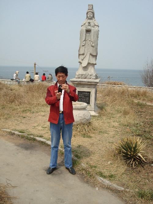 清明节旅游养马岛