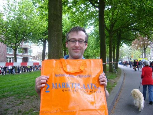 荷兰女王节 在那个早晨的七点 搜狐博客图片